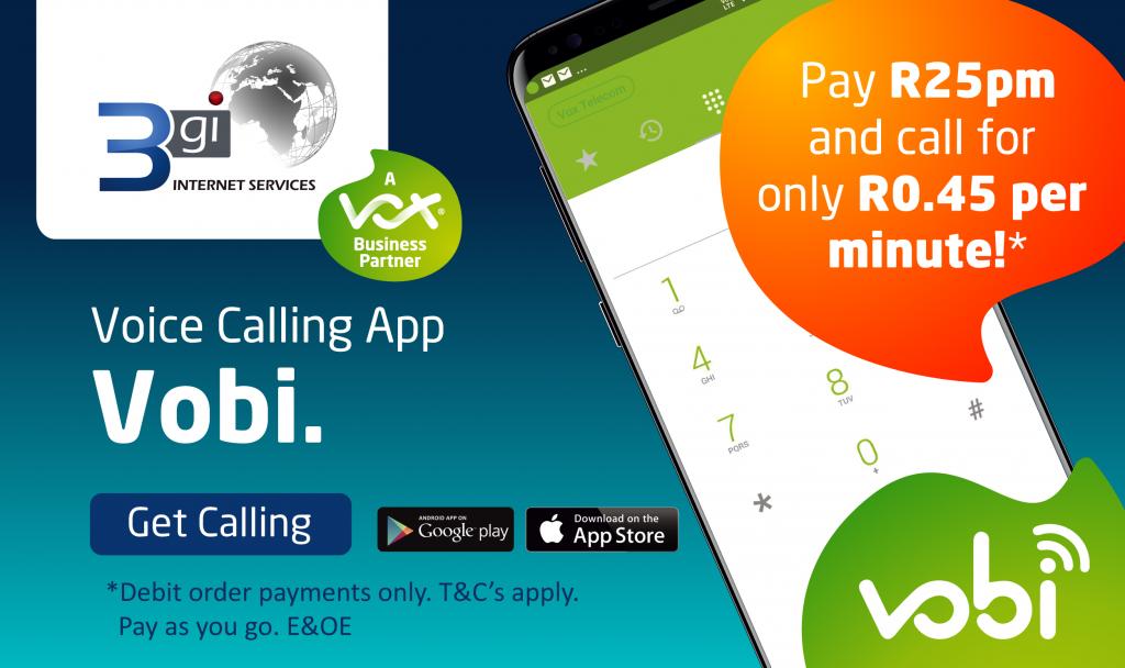 Vobi Voice Calling